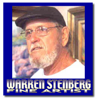 Warren Stenberg, fine artist