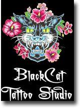 Black Cat Tattoo Studio
