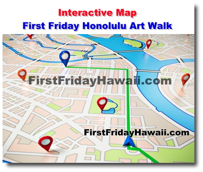 First Friday Hawaii Art Walk Newsletter APRIL 2017 First Friday
