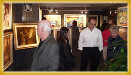 First Friday Art Gallery