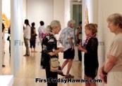 Hawaii State Art Museum Gallery