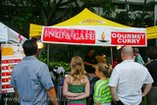 Indian Cafe - First Friday - Live from the Lawn - Vendor