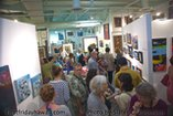 Patrons At Louis Poho Art Gallery 3976