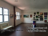 Bayly Buck Studios offers a great space for artists to display their work